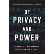 Of Privacy and Power - eBook