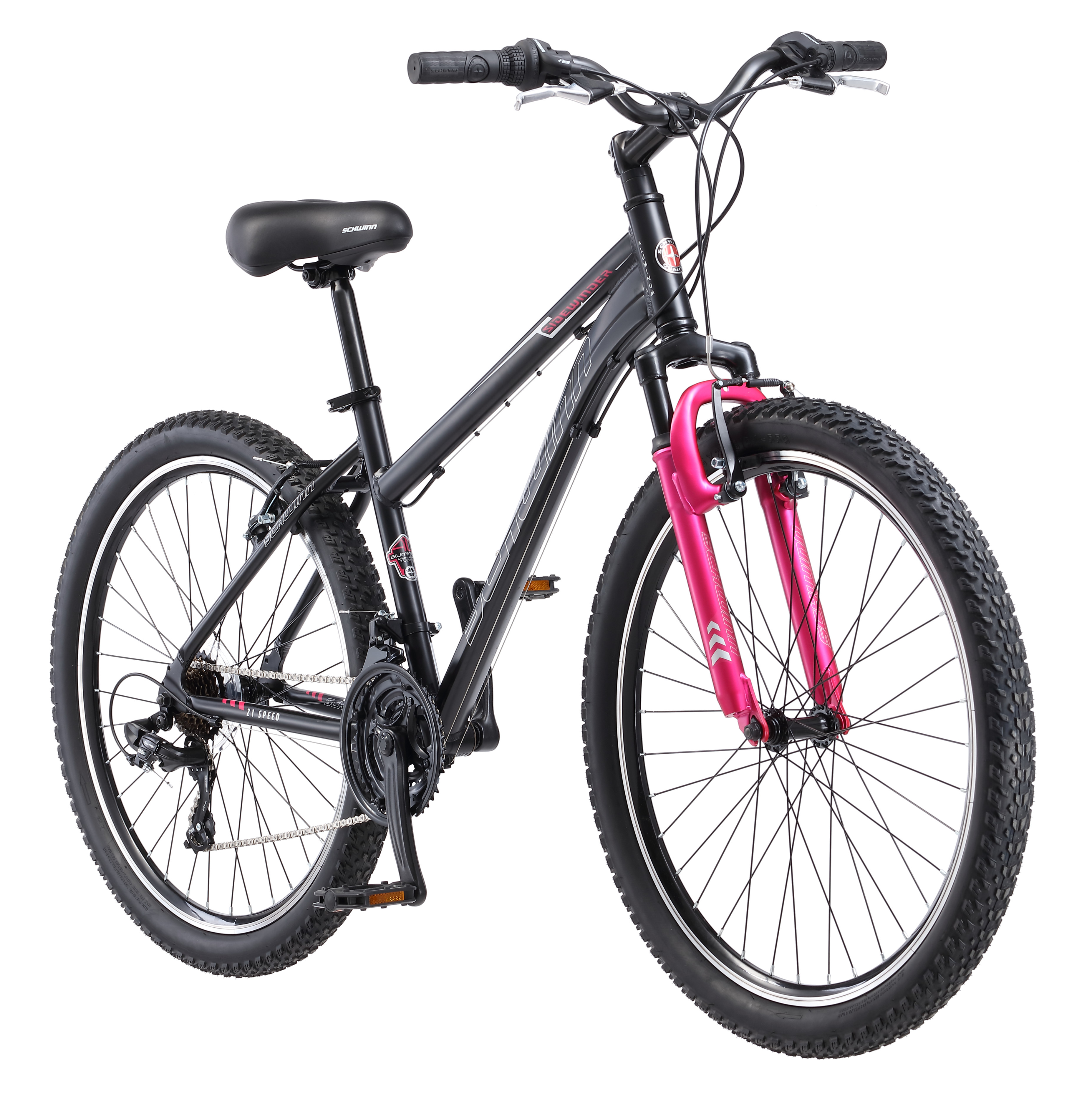 "26"" Ladies Schwinn Sidewinder, Black"