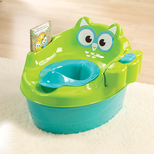 Summer Infant Interactive 3-In-1 Owl Potty