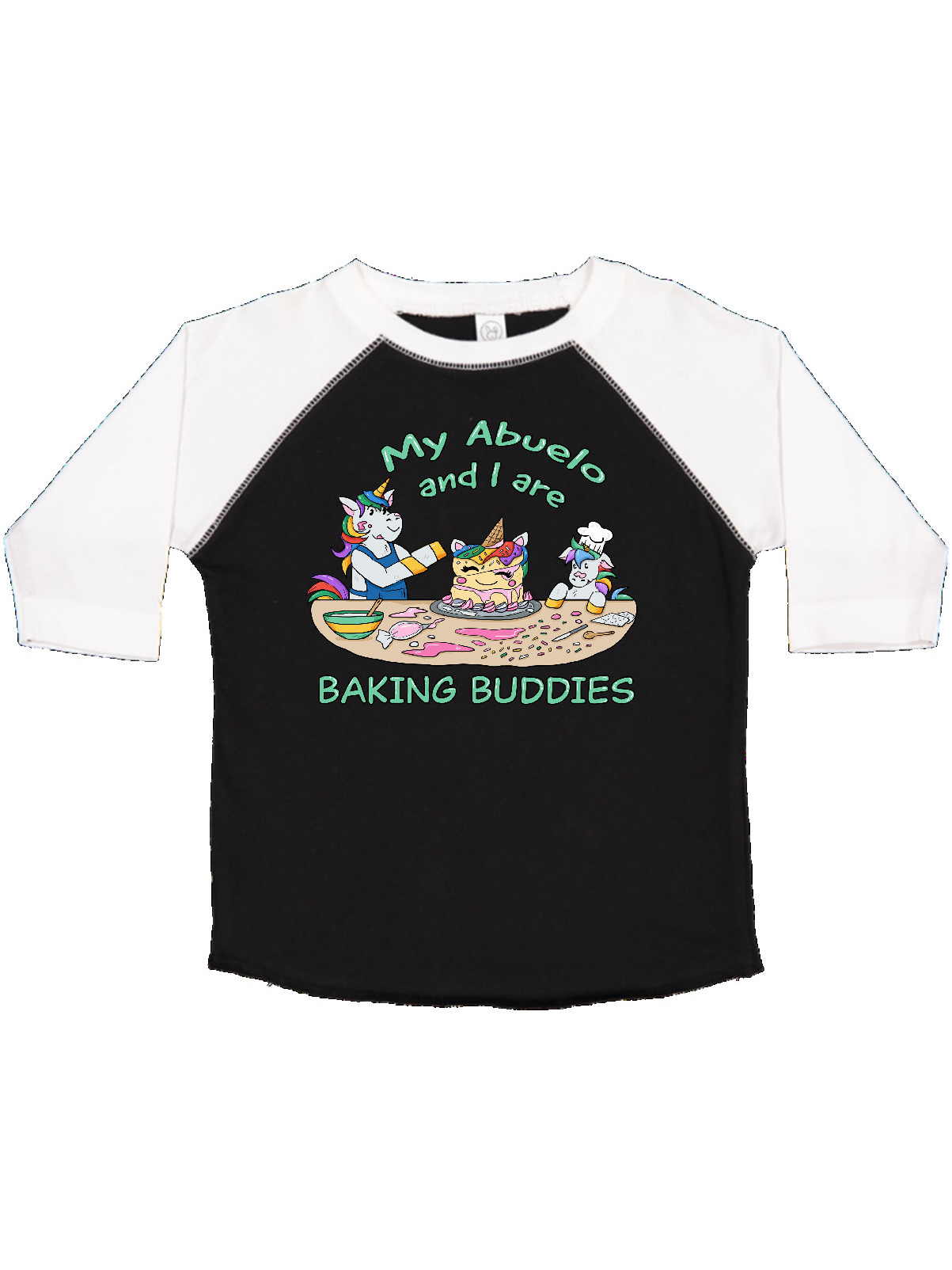 inktastic Abuelos Little Mermaid Toddler T-Shirt
