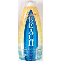 Ed Hardy Sexy Beach Bronzer Indoor & Outdoor Tanning Bed Lotion