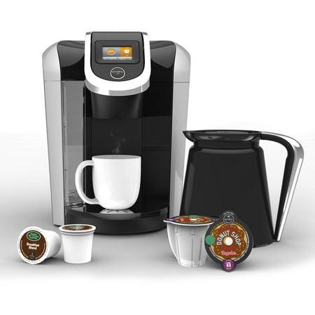 Keurig 2.0 K400 Coffee Brewing System with Carafe