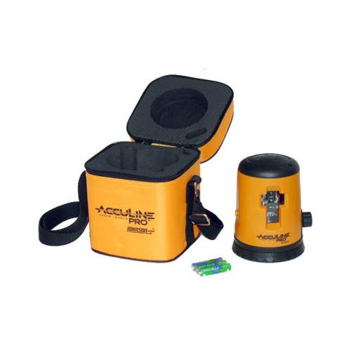 Johnson Level & Tool 40-0912 Cross-Line Laser Level, Self-Leveling, With Batteries & Case by JOHNSON LEVEL & TOOL