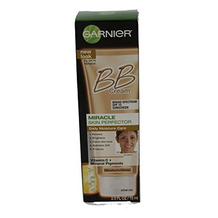 BB Cream Skin Renew - Medium/Deep, 2.5 OZ (Pack of 3), 2.5oz (Pack of 3) By