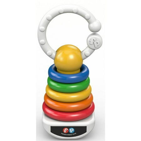 Fisher-Price Rock-A-Stack Clacker