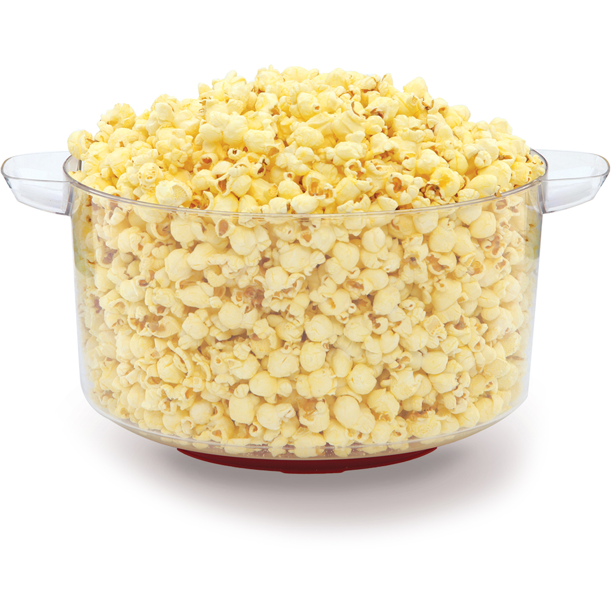West Bend Stir Crazy Popcorn Popper, Red
