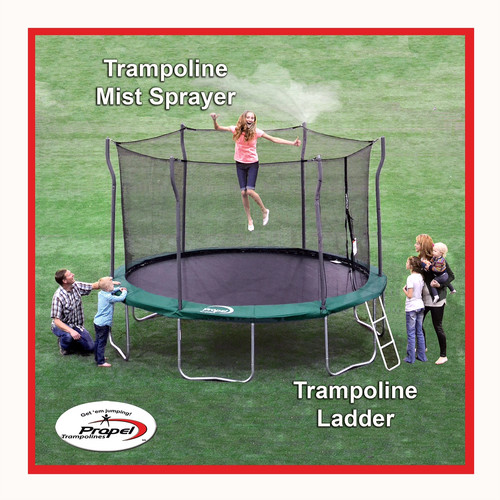 Propel Trampolines 14.5'' Trampoline Ladder