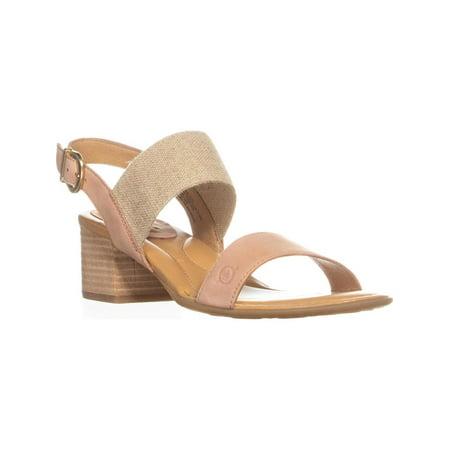 b5e8068d95b6 Born - Womens Born Opal Stretch Block Heel Sandals