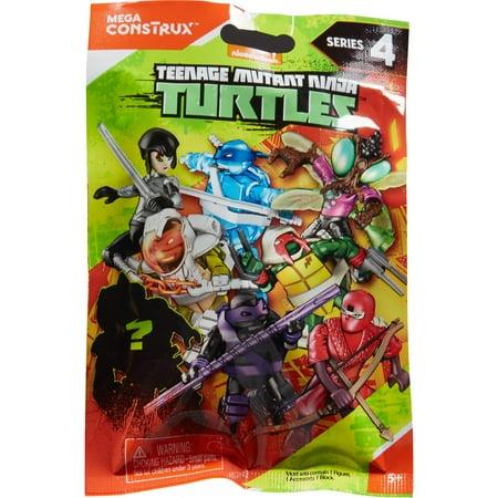 Mega Construx Teenage Mutant Ninja Turtles Series 4 Blind Pack