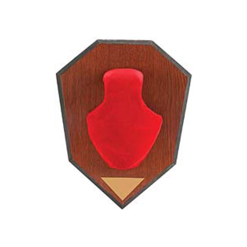 Allen Antler Mounting Kit, Red Skull Cover by Allen Company
