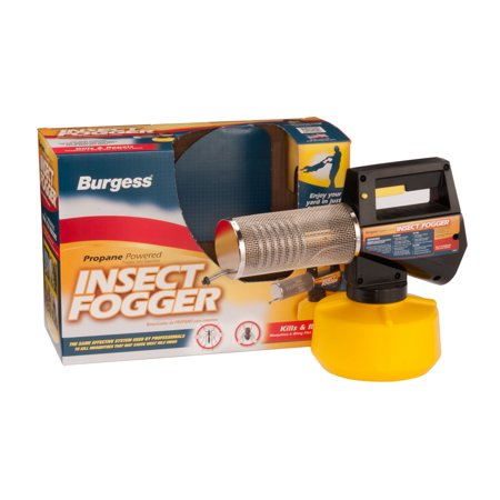 Burgess 1443 Propane Mosquito Fogger - Best Insect & Pest