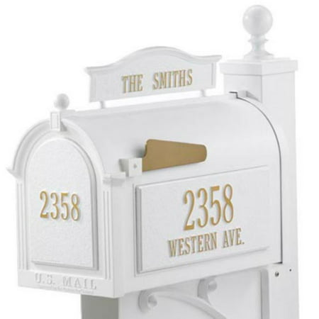 - Whitehall Deluxe Post and Brackets