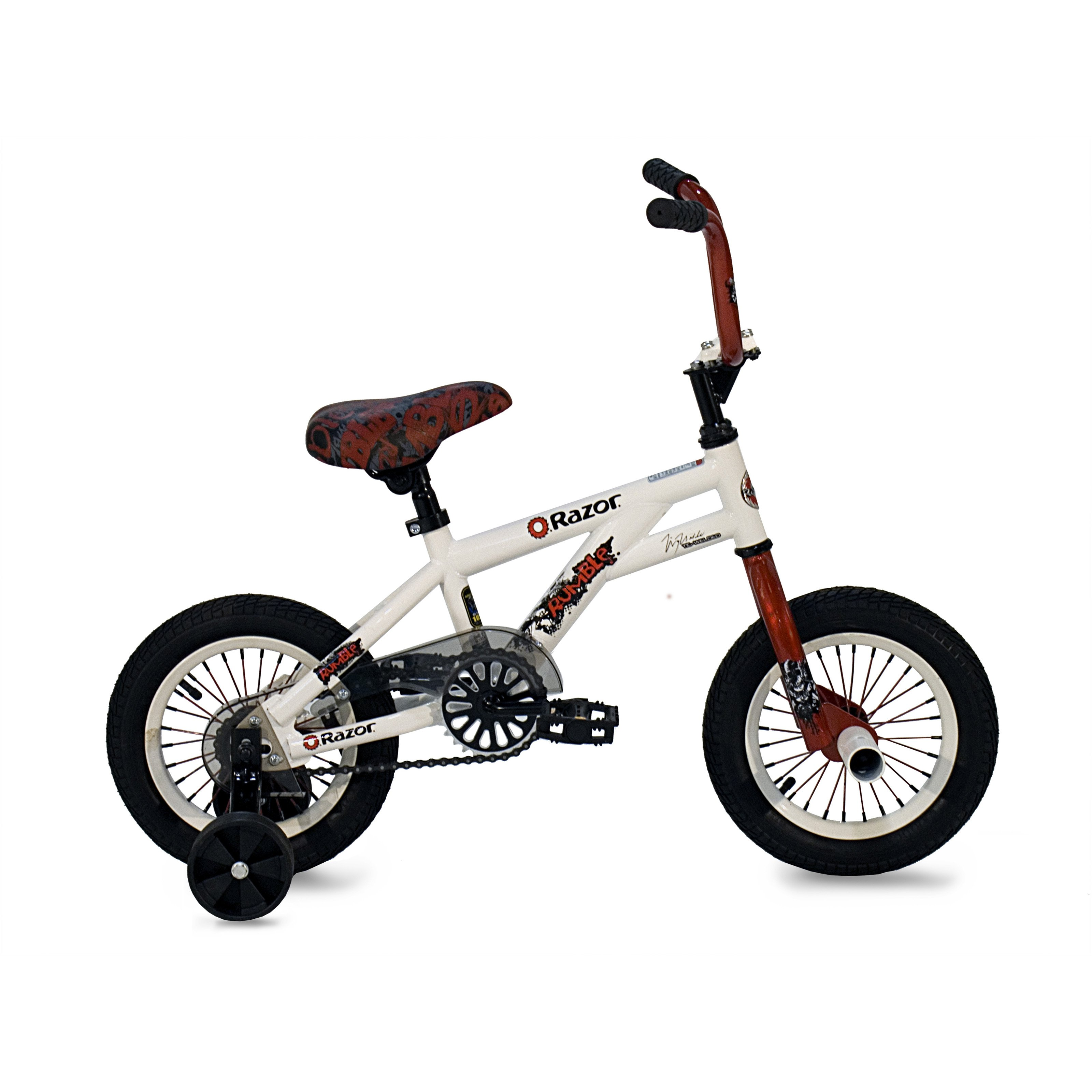 Razor Boy's 12'' Razor Rumble Cruiser Bike
