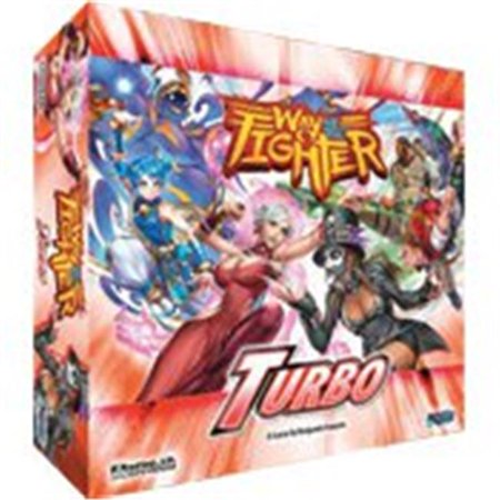 Ninja Division Way of The Fighter Board Game: Super](Sticky Ninja Games)