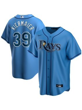 Kevin Kiermaier Tampa Bay Rays Nike Alternate 2020 Replica Player Jersey - Light Blue