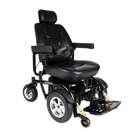 (Drive Medical Trident HD Heavy Duty Power Wheelchair)