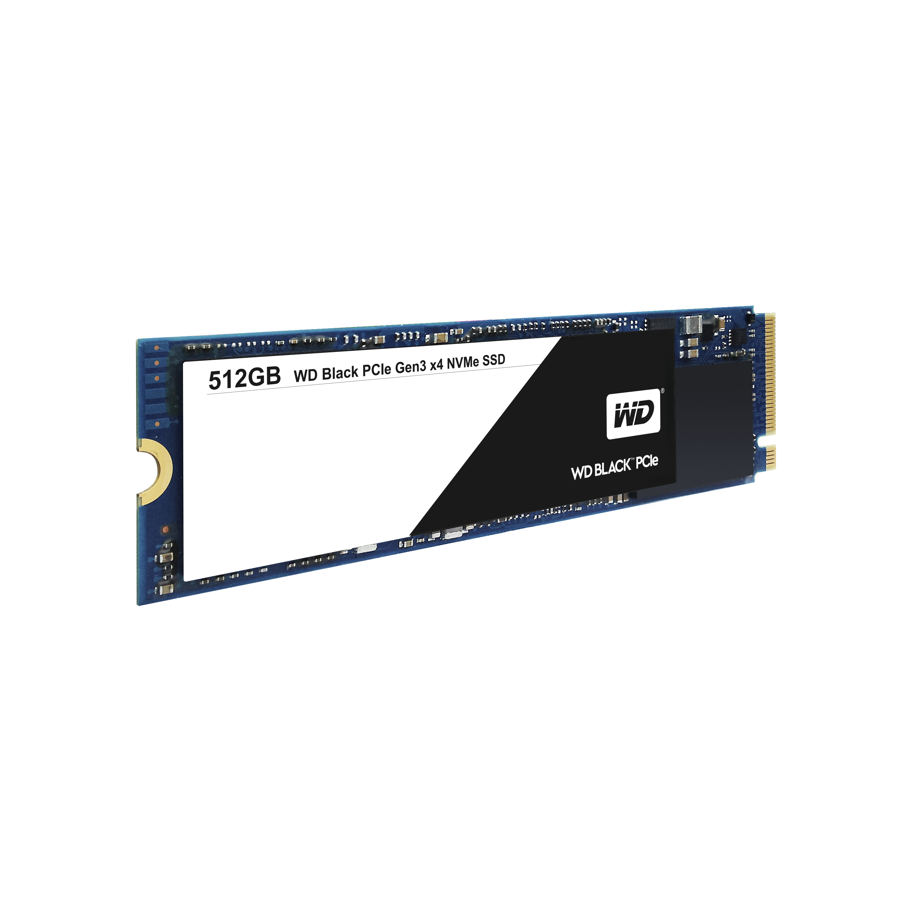 Western Digital Black 512GB Performance SSD - M.2 2280 PC...