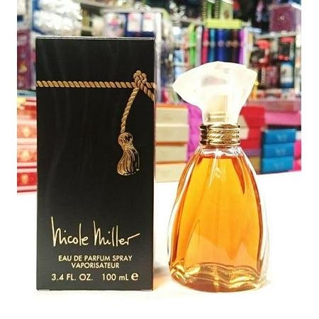 (pack 4) Nicole Miller Eau De Parfum Spray By Nicole Miller3.4 oz Nicole Miller Bras
