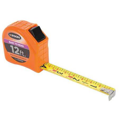 Keson Measuring Tape (Keson Tape Measure, PGTFD12V )
