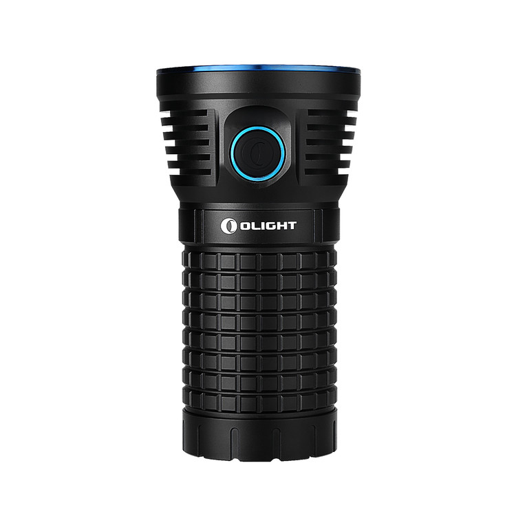 Olight X7 Marauder 9000 Lumens XHP 70 LED flashlight with 4 X 3500mAh 18650 Rechargeable Batteries