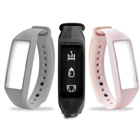 Parent & Baby smartband Monitor, from project nursery