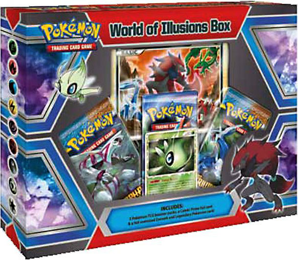 Pokemon World of Illusions Special Edition by