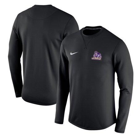 James Madison Dukes Nike Modern Performance Crew Sweatshirt -