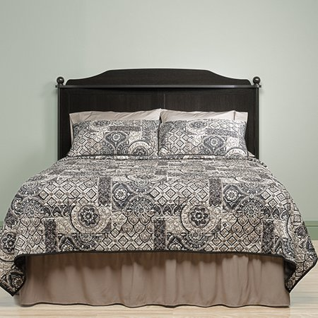 Sauder Wakefield Traditional Full Queen Headboard Wind