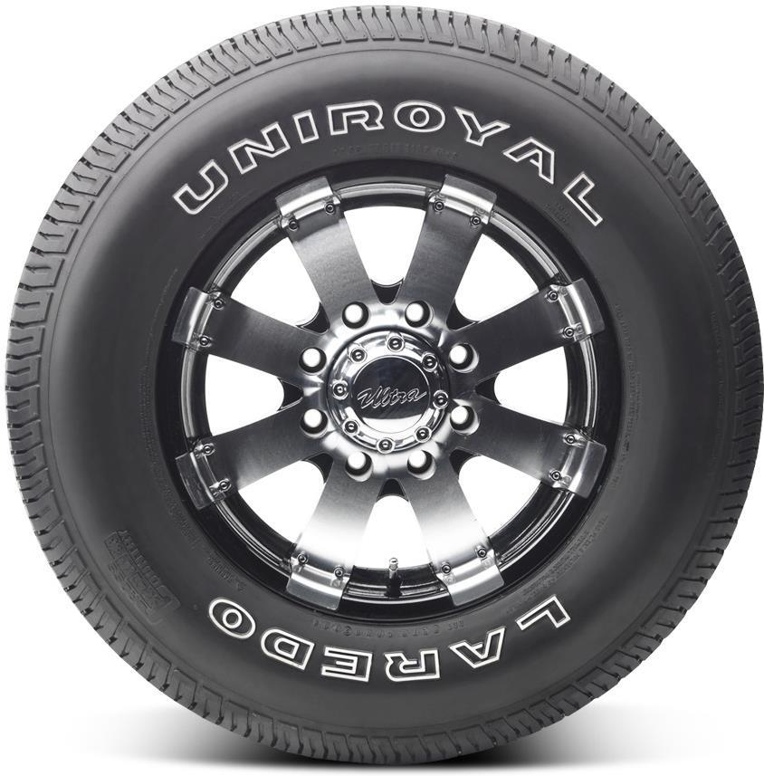 Uniroyal Laredo Cross Country Tour Highway Tire 245 65r17 107t
