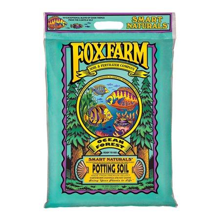 New Foxfarm FX14053 12 Quart Ocean Forest Garden Potting Soil Mix 6.3-6.8 (Premium Potting Soil)