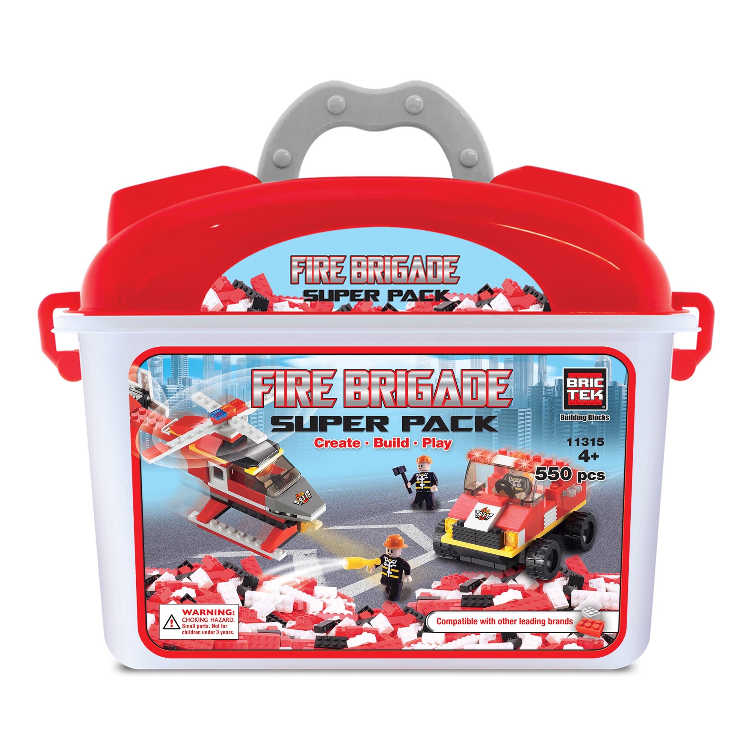 Fire Firebrigade - superpack