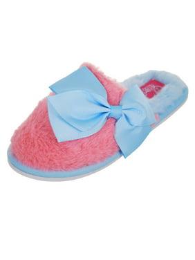 f520a5ff845f Product Image Jojo Siwa Girls' Slippers (Youth Sizes S ...