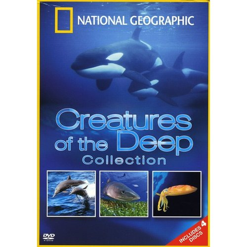 National Geographic: Creatures Of The Deep Collection (Full Frame)