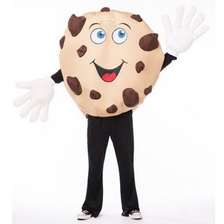 Rasta Imposta RSI-11512-C Cookie Wavers Mascot Adult Costume