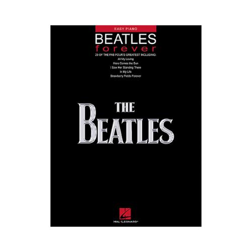 Hal Leonard Beatles Forever 29 of the Fab Four's Greatest - Easy Piano