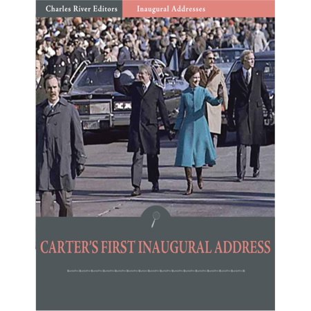 Inaugural Addresses: President Jimmy Carters First Inaugural Address (Illustrated) - eBook - Jimmy Carter Mask