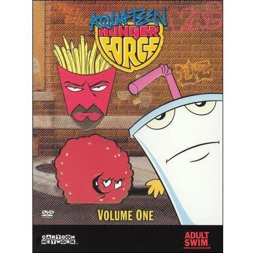 Aqua Teen Hunger Force, Vol. 1 by Turner Home Entertainment