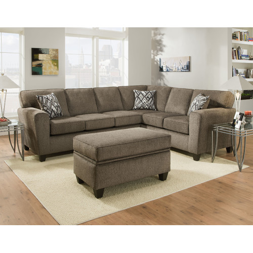 Delicieux Brady Furniture Industries Pulaski Sectional