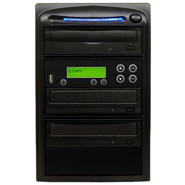 Produplicator PUSBMDSC02 1-2 USB Flash Memory Card to M-Disc Support Data Backup CD & DVD Duplicator