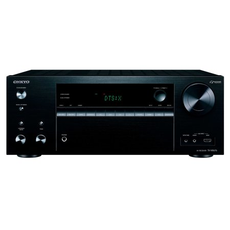 Onkyo TX-NR676 7.2-Channel Network A/V Receiver with Spotify, Airplay, and