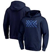 New York Excelsior Fanatics Branded Team Identity Pullover Hoodie - Navy