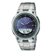 Men's Sports Ana-Digi Databank Watch, Blue