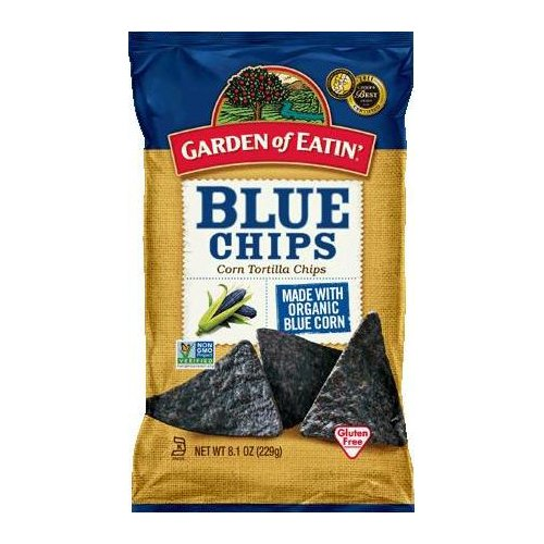 Garden of Eatin' Blue Corn Tortilla Chips, 8.1 oz