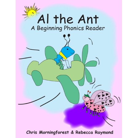 Phonics Beginning Blends - Al the Ant - A Beginning Phonics Reader - eBook