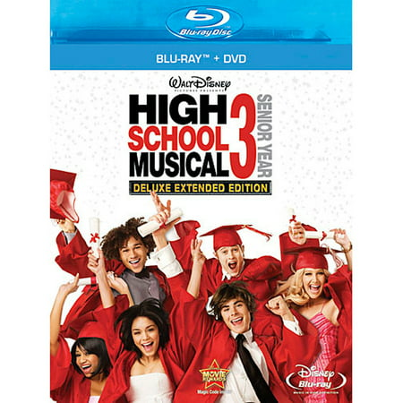High School Musical 3: Senior Year (Deluxe Extended Edition) (Blu-ray + DVD)