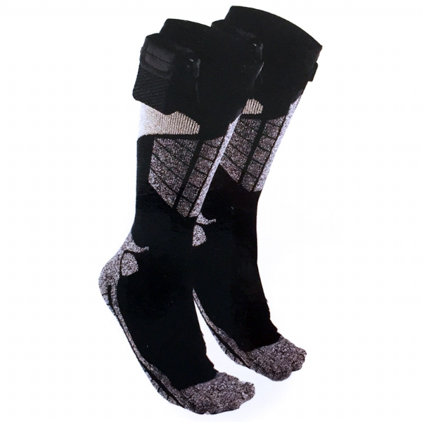 Ideas In Motion Battery Operated Heated Socks (X-Large ( Men 13-15)) by Heated Socks