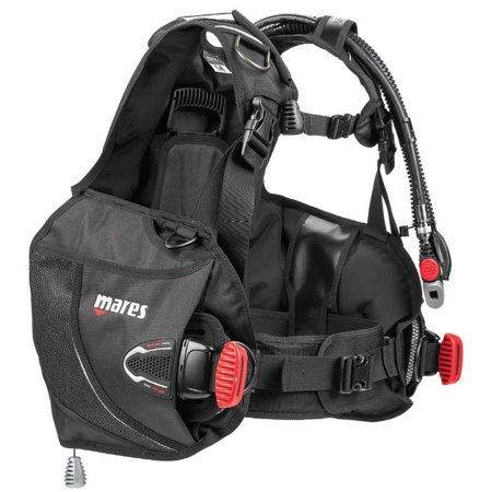 Mares Prime SMU BCD with MRS Plus Weight Pockets (Mares Aliikai Mrs Weight)