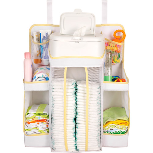 DEX Baby - Baby Diaper & Tolietries Organizer