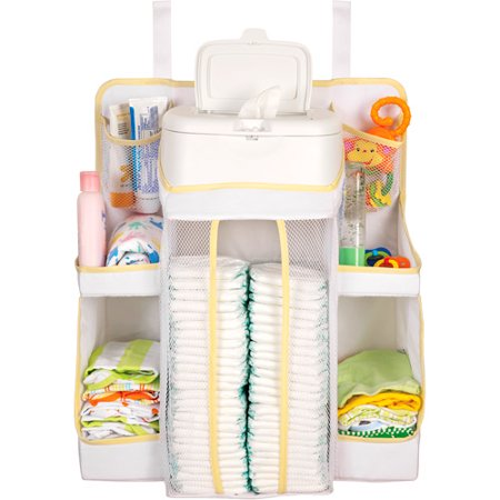 DEX Baby Diaper & Toiletries Organizer