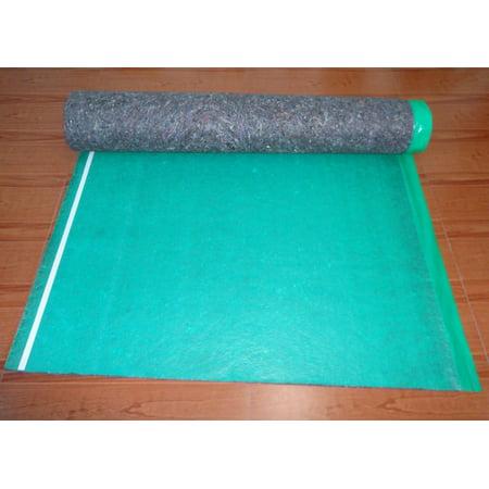 4mm Basic Vapor Barrier Flooring Underlayment Perfect For